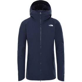 The North Face Hikesteller Isolierender Parka Damen urban navy/TNF white
